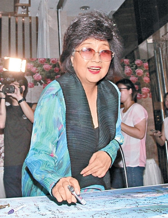 Trần Vinh Tuấn, Lộc Đỉnh Ký, sao hoa ngữ