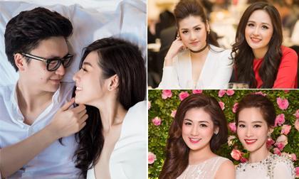 Tú Anh, Văn Mai Hương, sao Việt, đám cưới tú anh