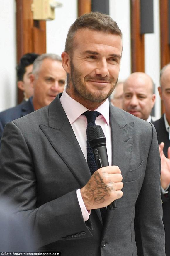 David Beckham,victoria beckham, sao Hollywood