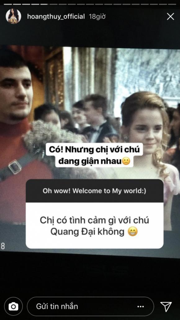 sao Việt, trào lưu Question, Minh Tú, Tóc Tiên, Hòa Minzy