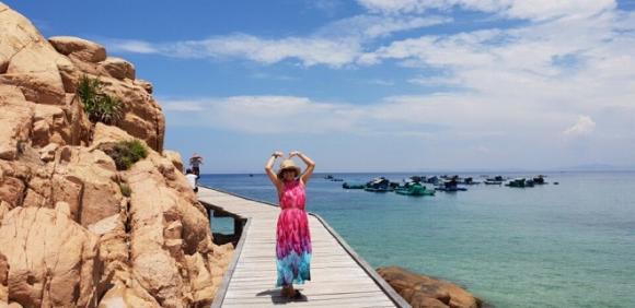 Depo shop, Đầm Maxi, Đầm đi biển