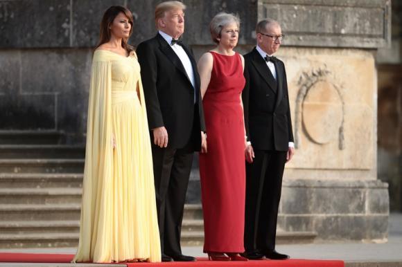 đệ nhất phu nhân mỹ,Donald Trump, melania trump