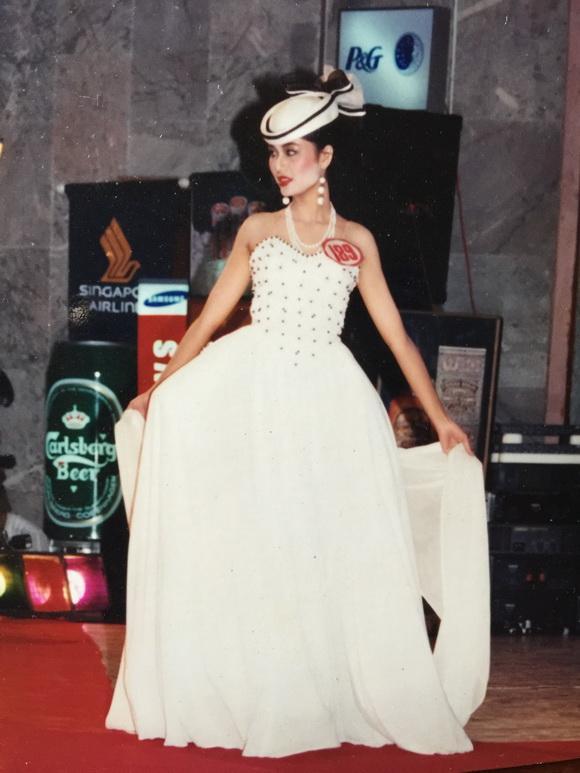 Nhà thiết kế đức hùng,hoa hậu thu thủy,hoa hậu việt nam 1994