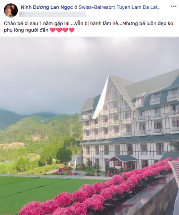 Lan Ngọc, Chi Dân, sao Việt