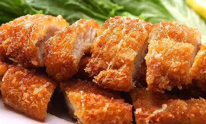 Thịt ba chỉ chiên giòn kiểu Thái, clip nấu ăn, Món ăn ngon