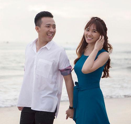 Trường Giang, Trấn Thành, Hari Won