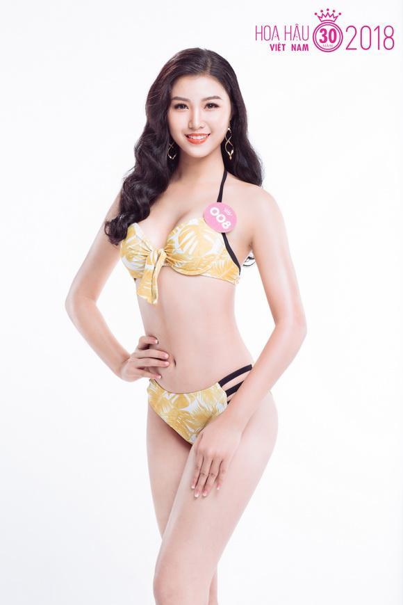 Hoa hậu việt nam 2018,thí sinh hoa hậu việt nam,hoa hậu việt nam