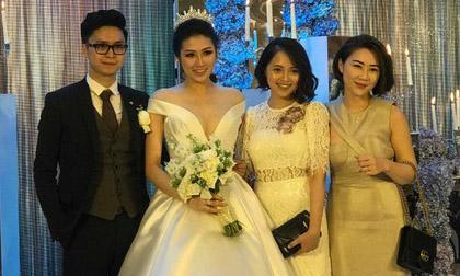 Tú Anh,đám cưới Tú Anh,sao Việt