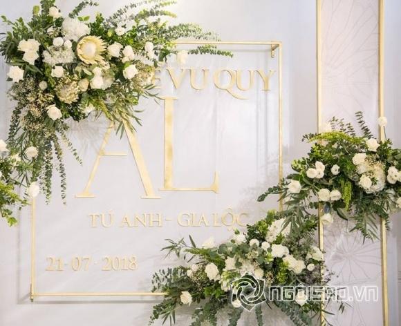Tú Anh, đám cưới Tú Anh, sao Việt
