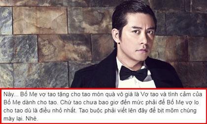 ca sĩ Tuấn Hưng, U23 Việt Nam, sao Việt