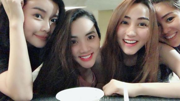 hà tăng, ngân khánh, sao Việt, Showbiz Việt