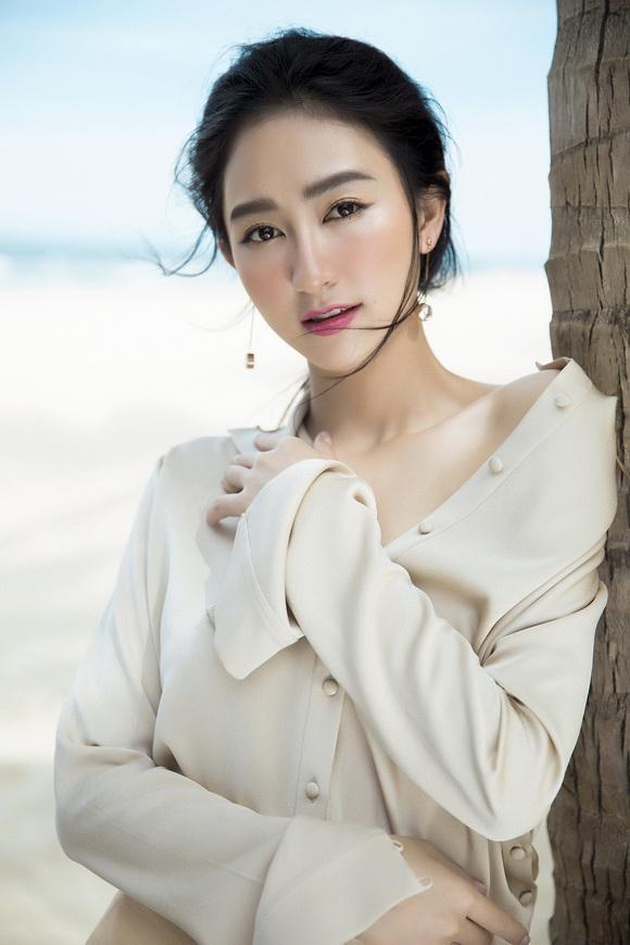 Á hậu hà thu,hà thu gợi cảm,Miss Earth 2017