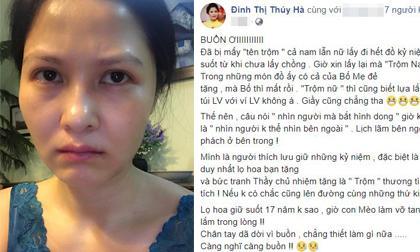 diễn viên Thúy Hà, nhà diễn viên Thúy Hà, Thúy Hà