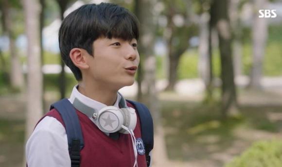 Ông ngoại tuổi 30, Sao nhí, Wang Suk Hyun