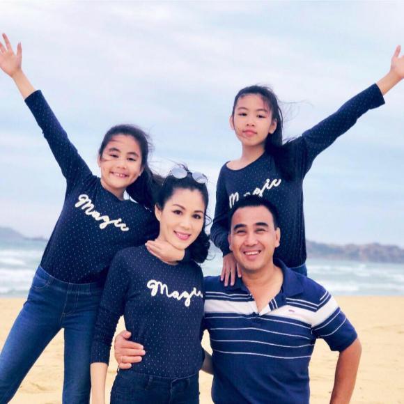 mc Quyền Linh,con gái Quyền Linh