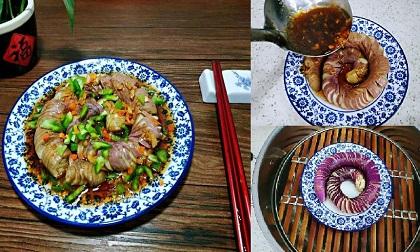món ngon mỗi ngày, món ăn ngon giúp làm đẹp, bắp cải xào thịt lợn