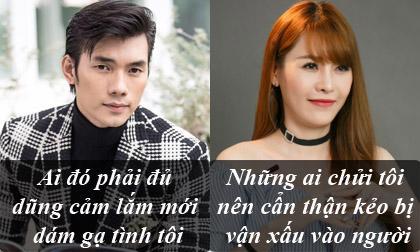 phát ngôn của sao Việt, Thúy Ngân, Khánh Thi, Nam Em, Tuấn Hưng, Hoàng Yến
