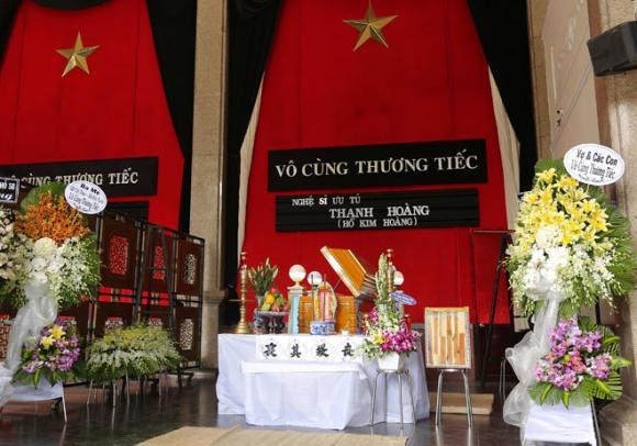 NSƯT Thanh Hoàng, sao việt, NSƯT Thành Lộc,  NSƯT ỹ Uyên, Việt Anh, Lương Thế Thành
