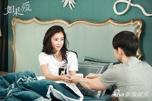 Trương Bá Chi, Ngô Kiến Hào, phim Nếu như yêu, Tạ Đình Phong
