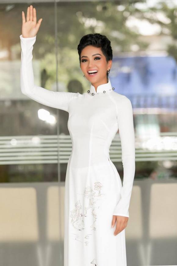 H'Hen Niê, Hoa hậu Hoàn vũ Thế giới, Miss Universe