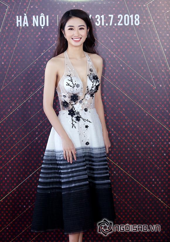 Hoa hậu thu ngân,hoa hậu bản sắc việt toàn cầu,sao Việt