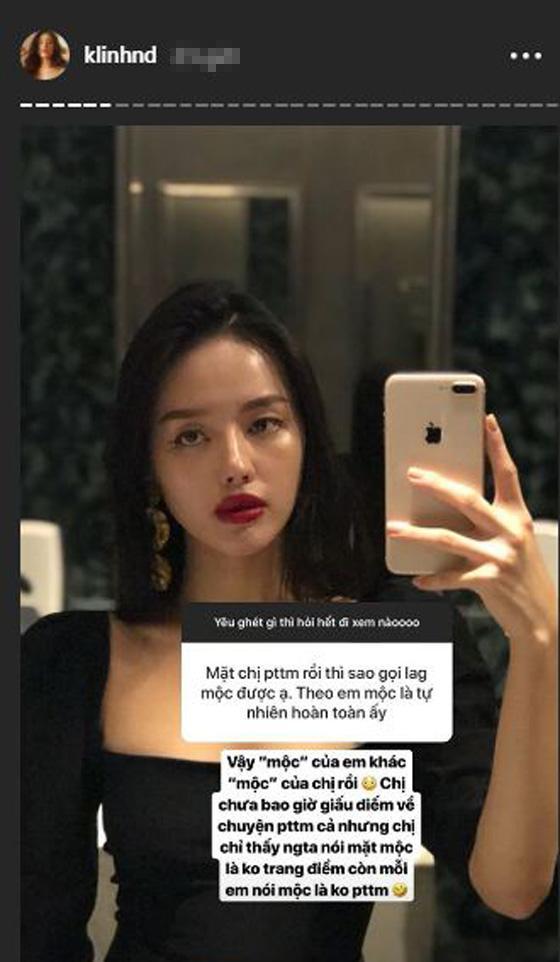 Khánh Linh The Face, Hữu Vi, Quang Đại