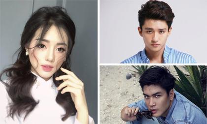 bản sao của Tâm Tít, Khánh Linh The Face, hot girl