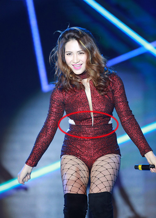 Hòa Minzy, giảm cân, sao Việt