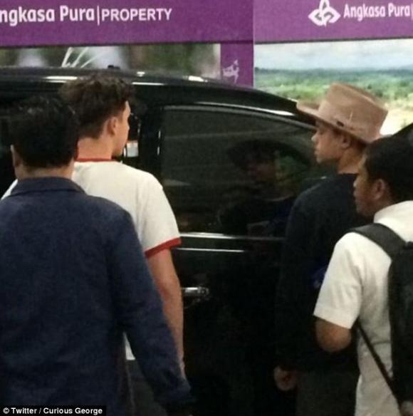 ngôi sao David Beckham,gia đình David Beckham, động đất ở Indonesia