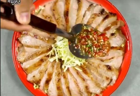 Cách làm món thịt nướng thơm ngon, thịt nướng, thịt nướng cay hấp dẫn