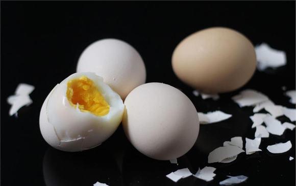 luộc trứng, luộc trứng đúng cách, cách luộc trứng