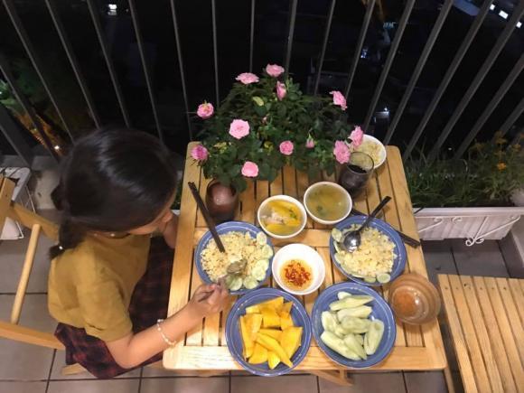 Hoa hậu Ngọc Diễm, căn hộ của Ngọc Diễm, sao Việt