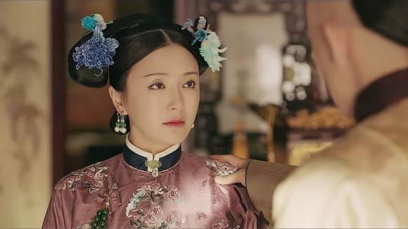 Tần Lam, diên hi công lược, sao hoa ngữ