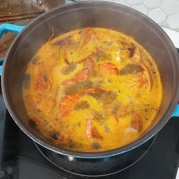 Kiên Hoàng, công thức làm bánh canh chua, bánh canh cua