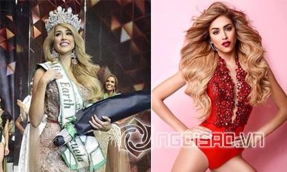 Hoa hậu trái đất 2015,hoa hậu Angelia Ong,hoa hậu trái đất 2015 đến việt nam