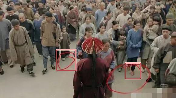 Diên Hi công lược, phim Hoa ngữ, nhặt sạn phim