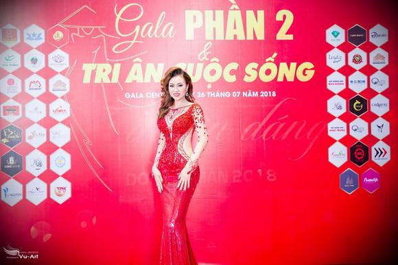 Nguyễn Thị Bích Trân, Á khôi Duyên dáng doanh nhân Việt 2018, sao việt
