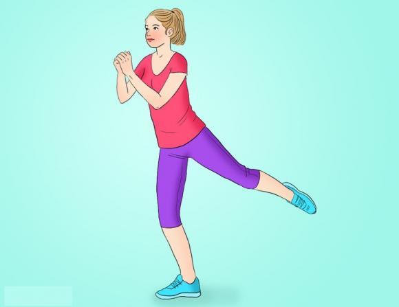 Các bài tập vừa giảm cân vừa loại bỏ tình trạng mông chảy xệ và căng tròn trở lại
