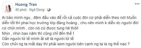 Việt Anh, Hương Trần,sao việt, scandal sao, diễn viên