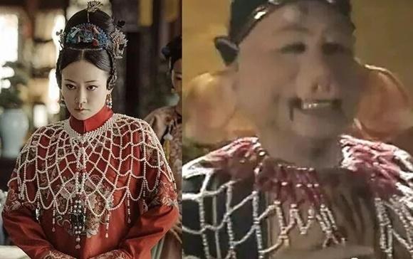 phim Hoa ngữ, Diên Hi công lược, Ngô Cẩn Ngôn, Tần Lam, Xa Thi Mạn, ảnh chế