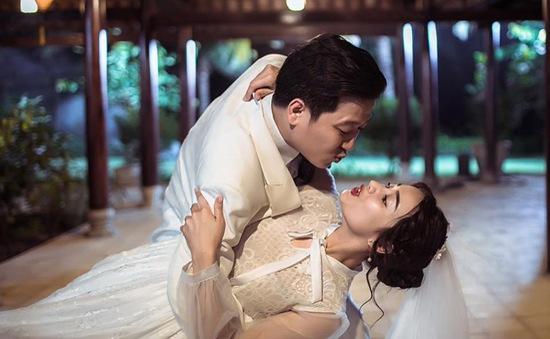 Nhã Phương,Trường Giang,sao Việt, đám cưới sao