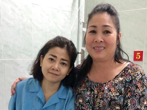 diễn viên Mai Phương,NSND Hồng Vân,sao Việt