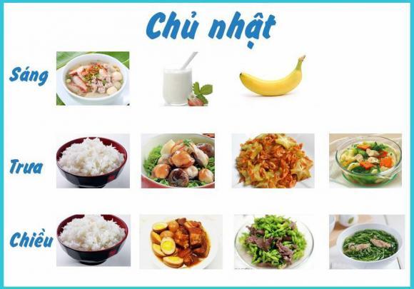 MC Huyền Ny, thực đơn cho người tăng cân, tăng cân