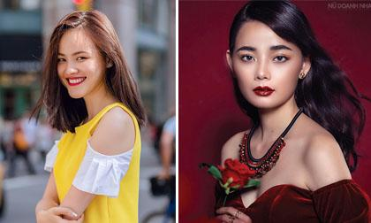 Hoàng Oanh, Hoàng Oanh next top, MC Thùy Minh