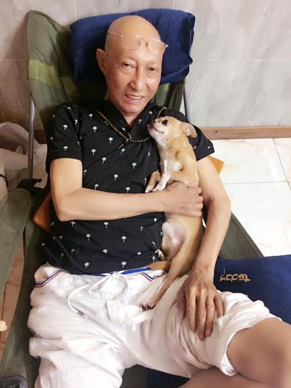 Lê Bình, sao Việt, ung thư phổi