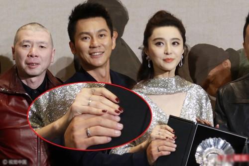 Lý Thần xuất hiện giữa tin đồn hủy hôn, trên tay không còn đeo nhẫn đôi với Phạm Băng Băng