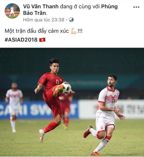 Quang Hải,olympic việt nam, Asiad 2018