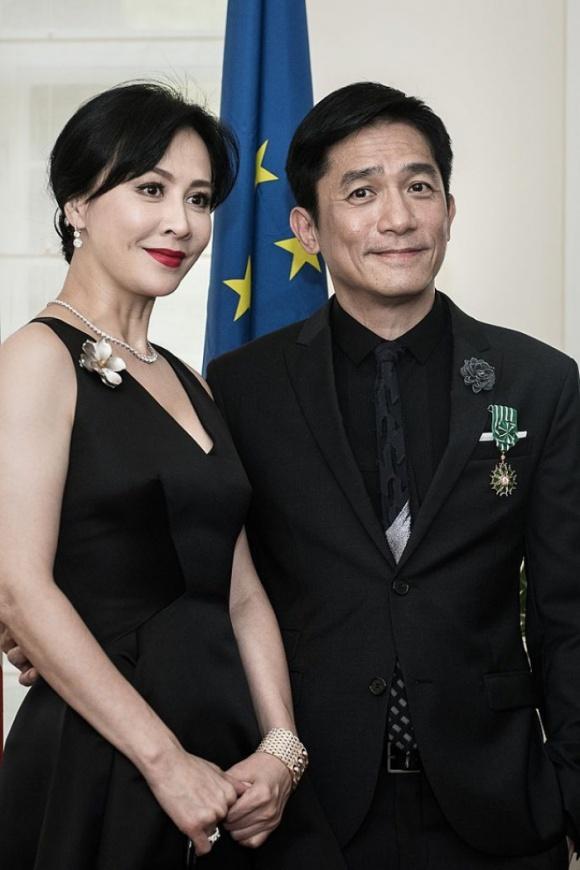 Lưu Gia Linh,Lương Triều Vỹ,sao Hoa ngữ