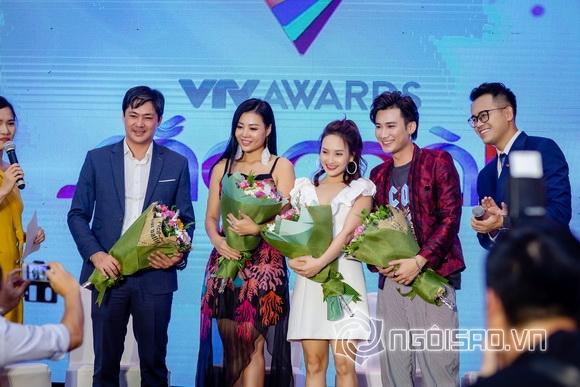 bảo thanh,sao việt, VTV Awards 2018