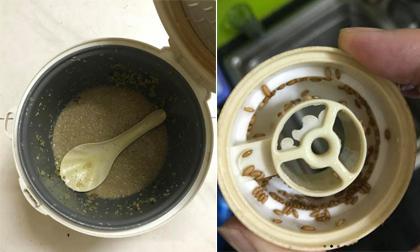 món ngon mỗi ngày, cách nấu cơm ngon, nấu cơm dẻo bóng như ngọc